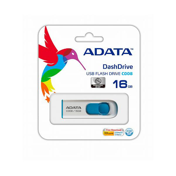 PENDRIVE USB ADATA 16GB 2.0