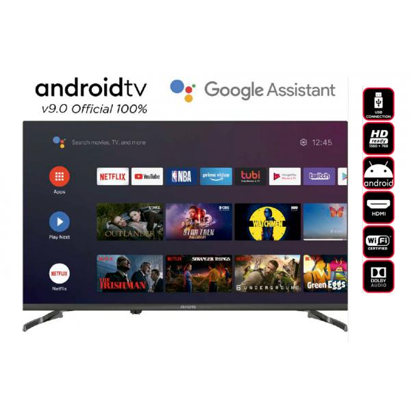 TV LED 32 HD SMART TV ANDROID 9.0 AIWA
