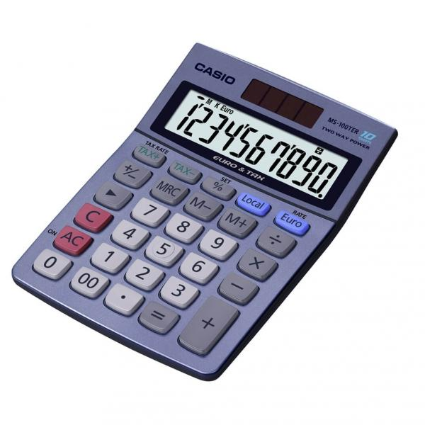 CALCULADORA CASIO MS-100
