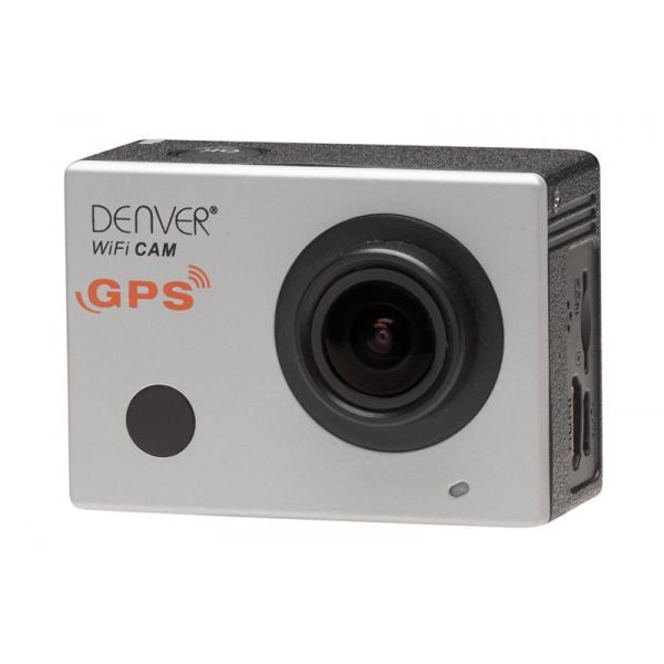 CAMARA ACCION WIFI GPS FULL HD DENVER