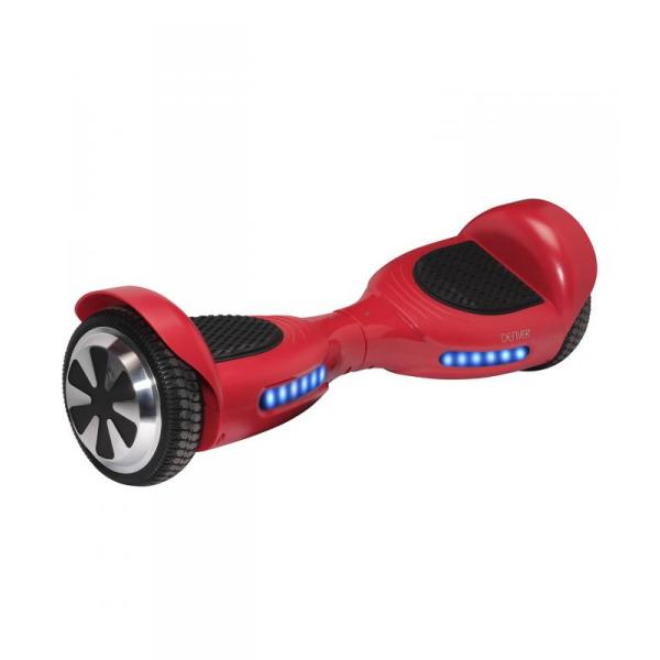 PATINETE ELECTRICO ROJO KIDS DENVER