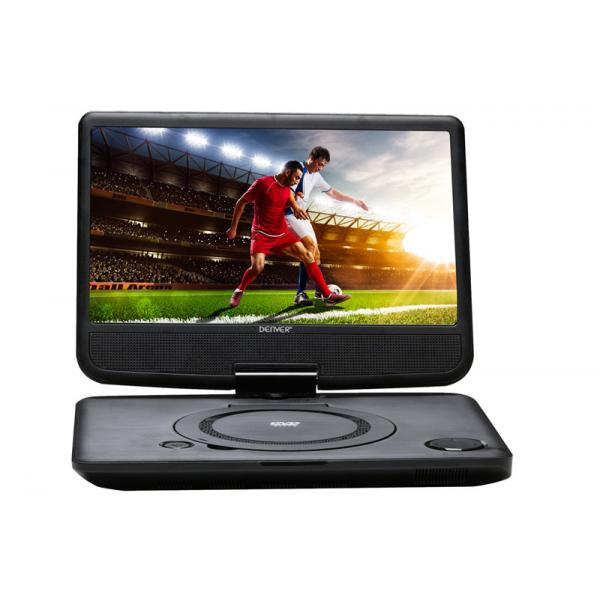 DVD PORTATIL 10.1 LCD USB DENVER