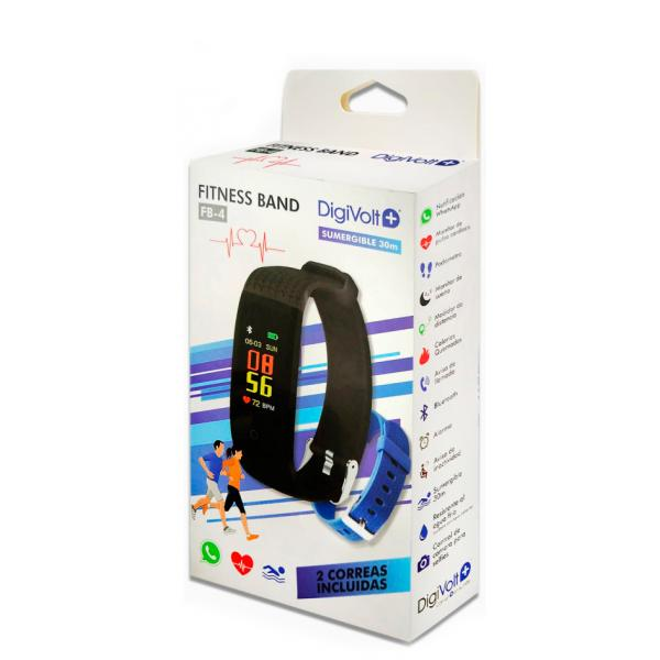 SMARTBAND BLUETOOTH FB4 DIGIVOLT