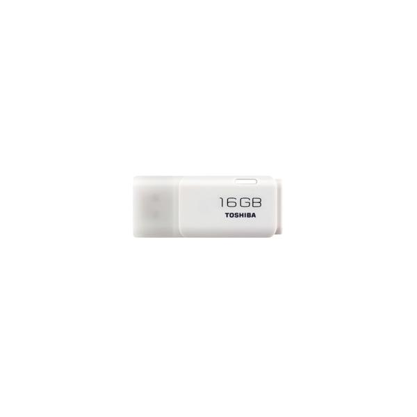 PENDRIVE USB TOSHIBA 16GB BLANCO 2.0