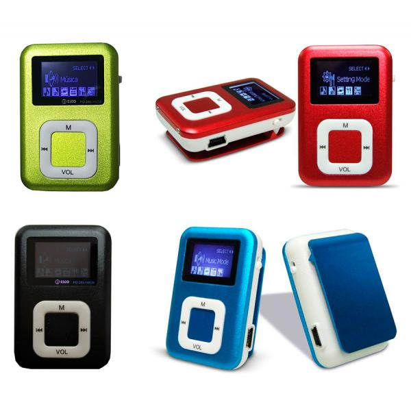 MP3 FM 8GB ELCO PD285