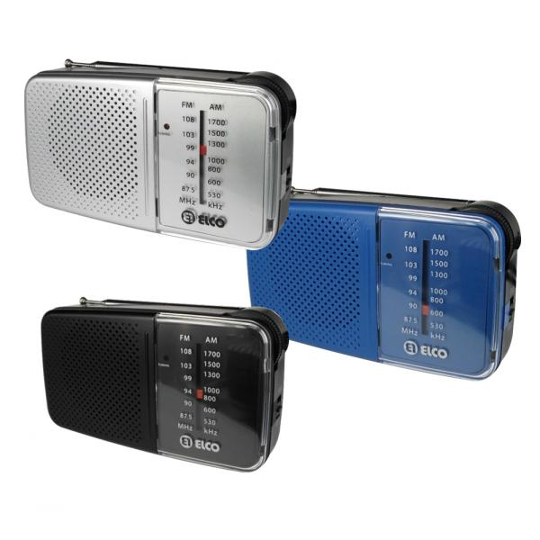 RADIO AM/FM CON ALTAVOZ ELCO PD712