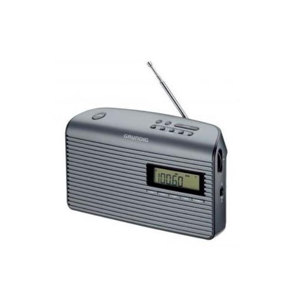 RADIO DIGITAL PILAS RED NEG/GRAF.GRUND