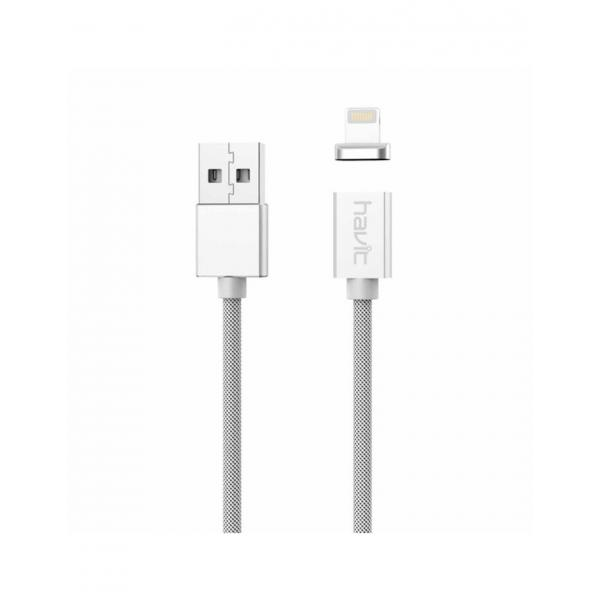 CABLE IPHONE MAGNETICO HAVIT H635