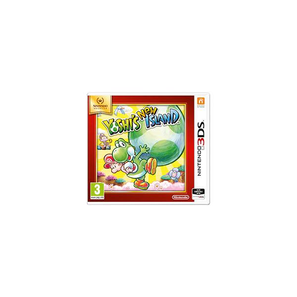 GB.3D YOSHI´S NEW ISLAND SELECTS