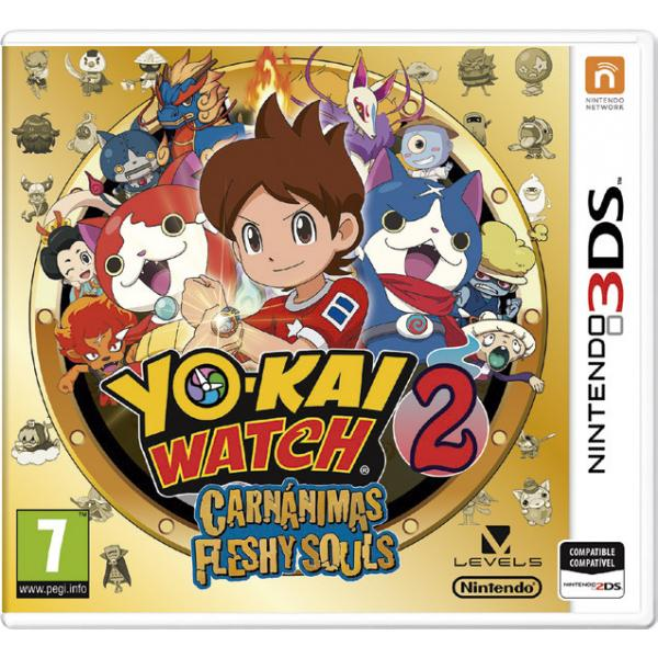 GB.3D YO KAI WATCH 2: CARNANIMAS