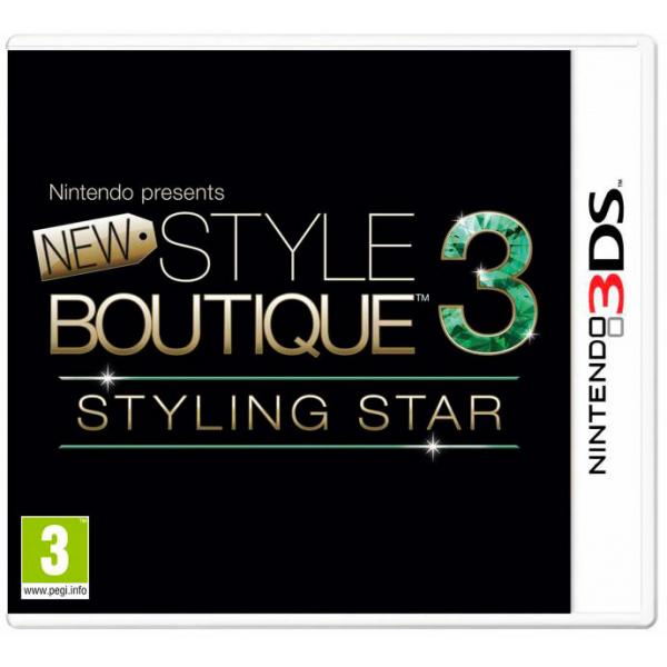 GB.3D NEW STYLE BOUTIQUE 3 - STYLING STA