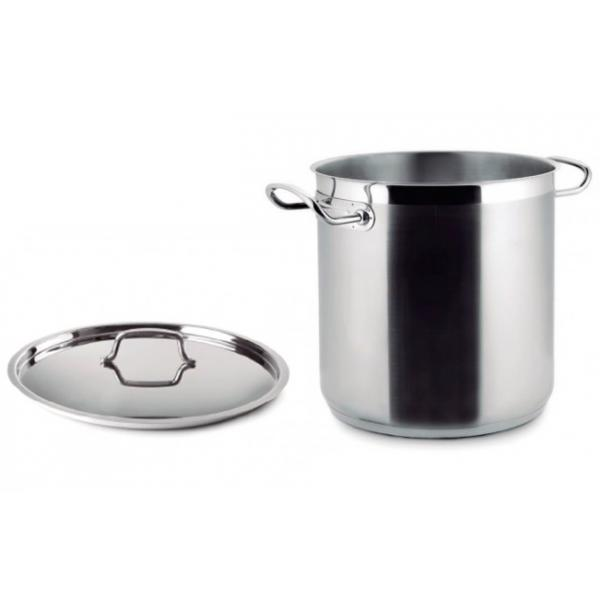 OLLA INOX ECO CHEF+TAPA LACOR