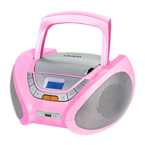 RADIO CD MP3 USB ROSA LAUSON