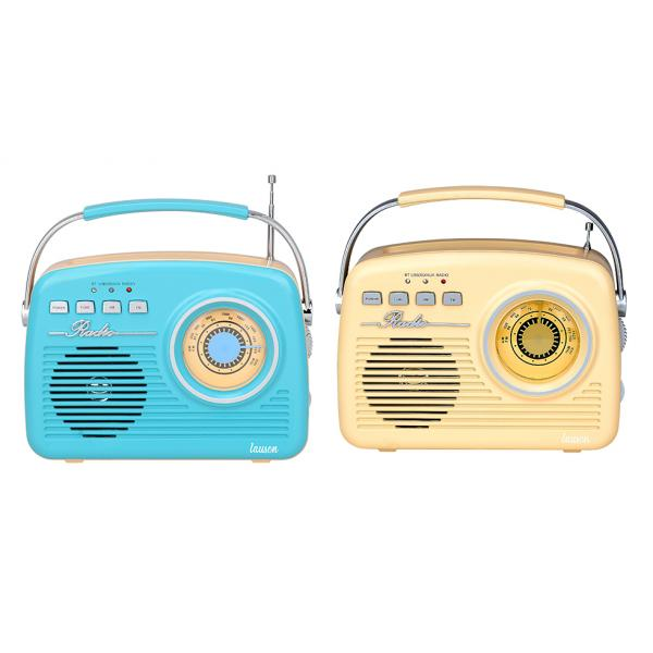 RADIO RETRO BLUETOOTH LAUSON