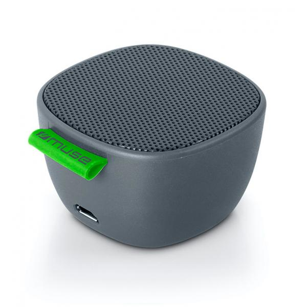 ALTAVOZ BLUETOOTH 3W GRIS MUSE
