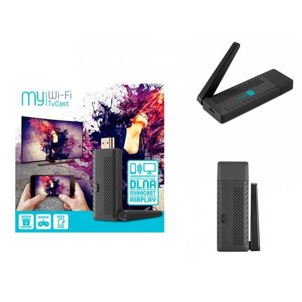 ADAPTADOR TV CAST WIFI MUVIT