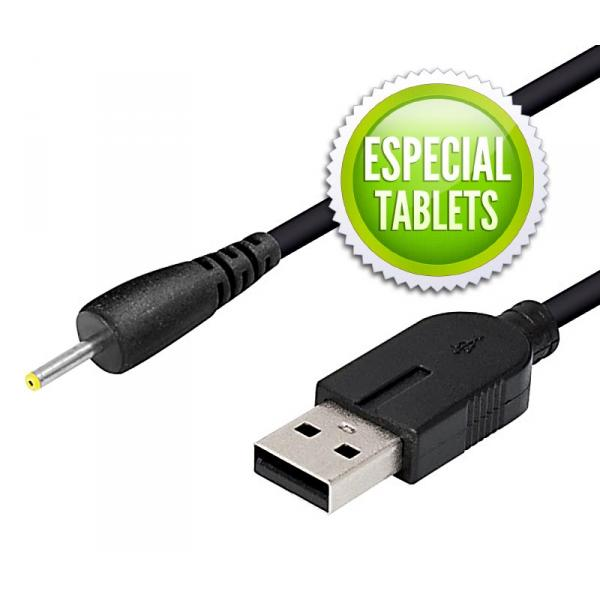 CABLE USB A JACK HUECO 2.5X0.75MM NIMO
