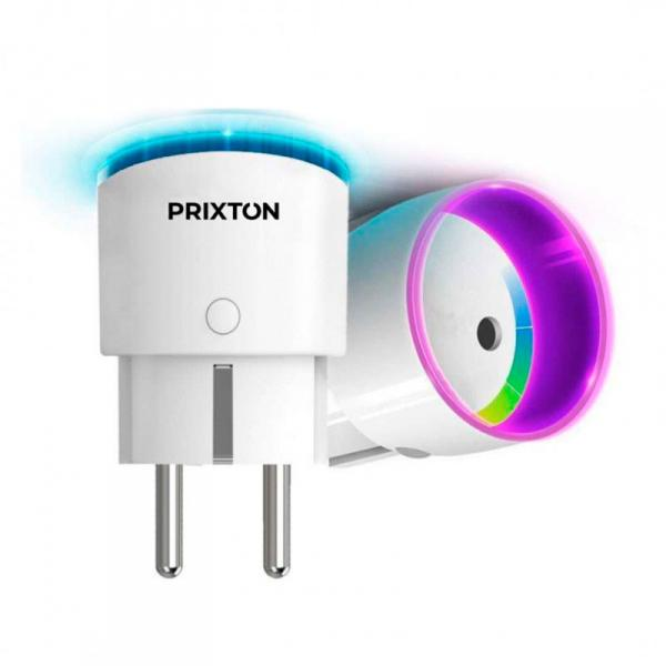 ENCHUFE C/ WIFI PROGRAMABLE PRIXTON