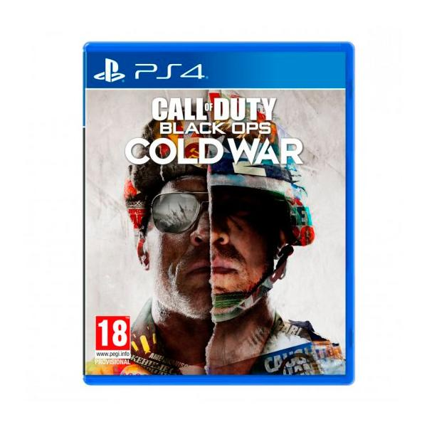 PS4 CALL OF DUTY:BLACK OPS COLD WAR