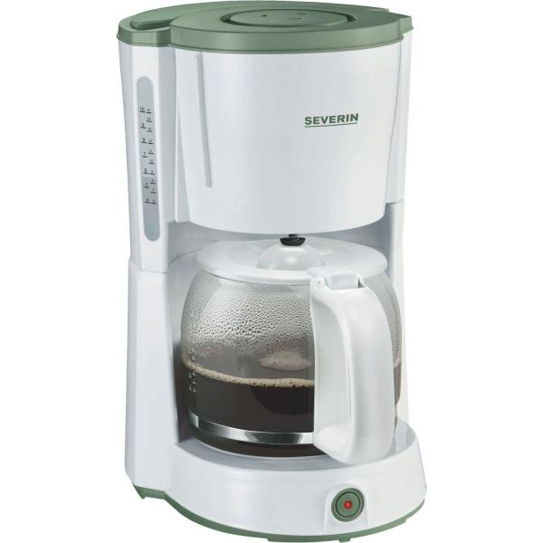 CAFETERA GOTEO BLANCA 10 T. 1000 W. SEVERIN