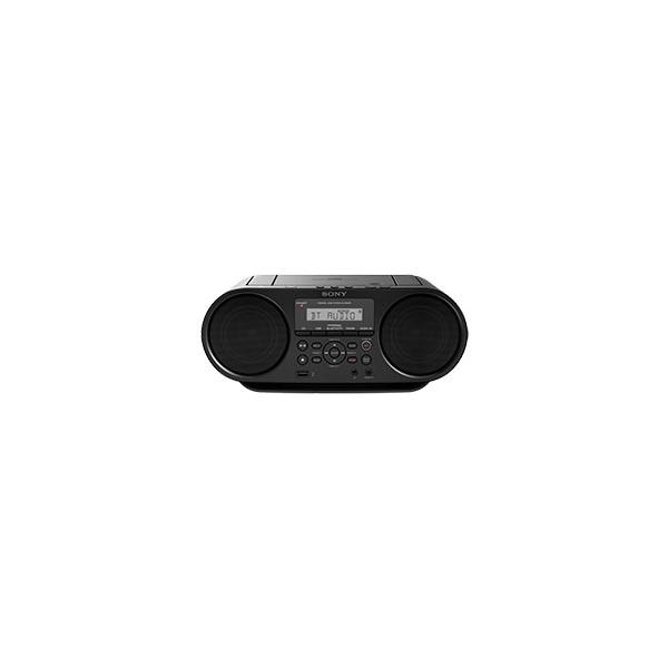 RADIO CD MP3 USB BLUETOOTH SONY NEGRO