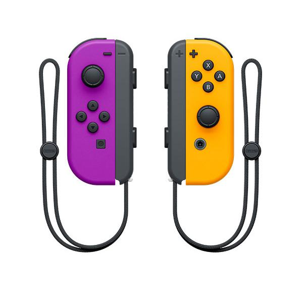 SWITCH JOY-CON (set Izda/Dcha)MORADO/NAR