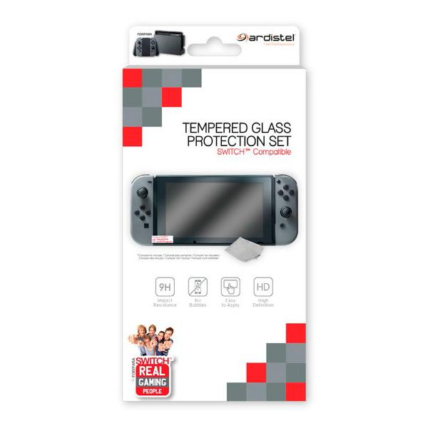 SCREEN PROTECTOR TEMPERED GLASS SET NSW