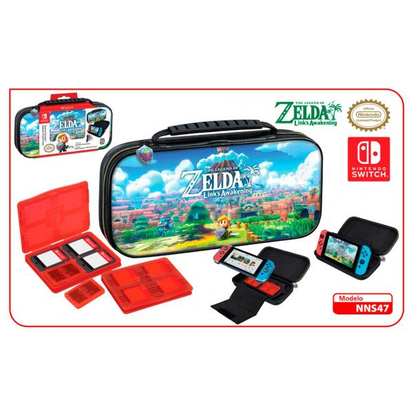 FUNDA SWITCH TRAVEL CASE ZELDA NNS47