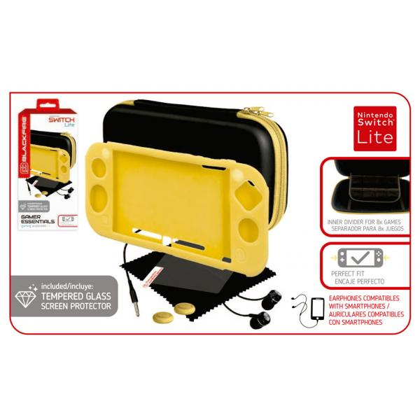 KIT PROTECCION SWITCH LITE AMARILLA