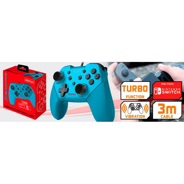 MANDO NEON BLUE CONTROLLER SWITCH