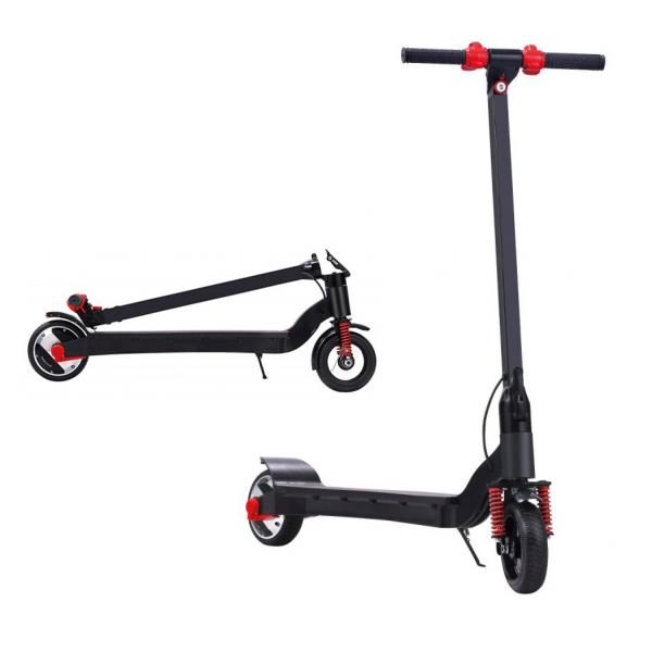 PATINETE SCOOTER NEGRO 8 250W MOBILE+