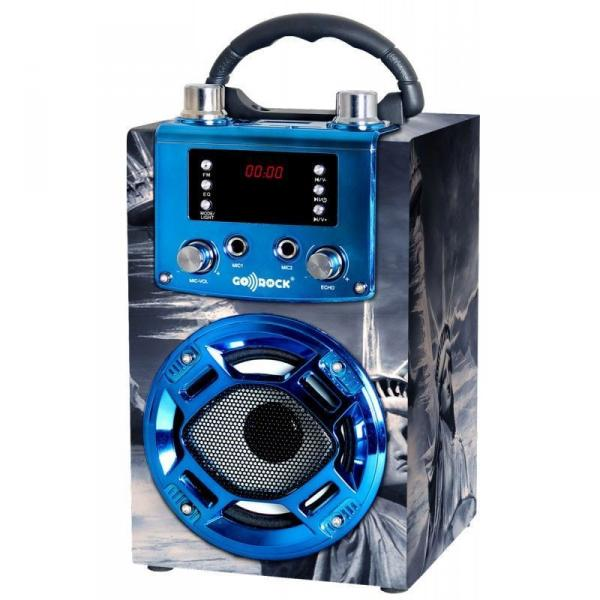ALTAVOZ KARAOKE BLUETOOTH NEW YORK