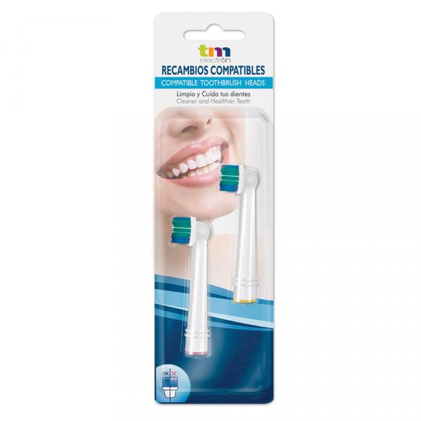 PACK 2 CEPILLOS PRECISSION ORAL B REC.TM