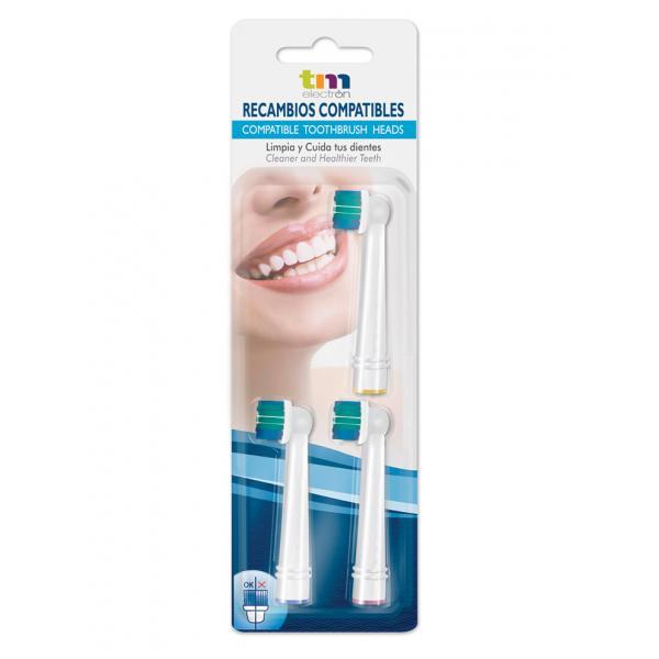 PACK 3 CEPILLOS PRECISSION ORAL B REC.TM