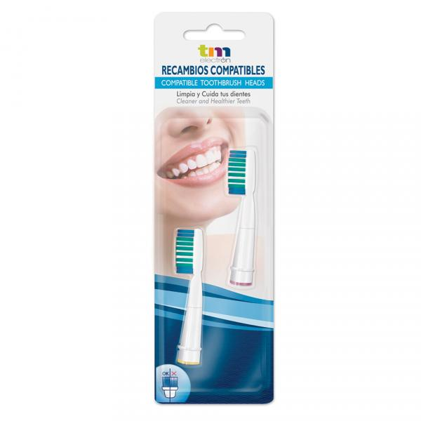 PACK 2 CEPILLOS PRECISSION ORAL B REC.TM 212