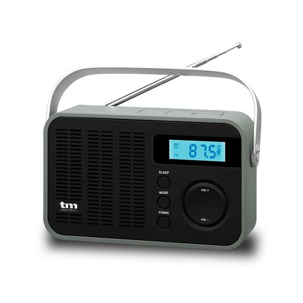 RADIO DIGITAL BLUETOOTH USB SD AC/DC TM